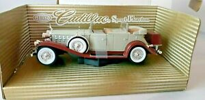 Cadillac 1932 Sport Phaeton Anson 1:32 Scale C-5 BEAUTIFUL BRAND NEW MIB
