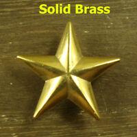Details about  /Solid Brass Bag wallet Conchos Skull rivet stud Punk Screw Leathercraft decor