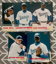 2000 Multi Ad Helena Brewers Set Lot Belcher Norman RD Free Shipping