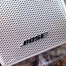Bose Jewel Double Cube Premium Speaker White Mint Beautiful