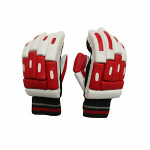 Cricket Batting Gloves High Quality Professional Level Men Right Light Weight