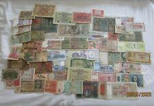 Eiamaya GELDSCHEINE Banknoten WELT 50 Stück gebraucht Lot 15052020