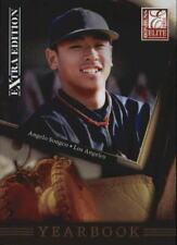 2011 Donruss Elite Extra Edition Yearbook #20 Angelo Songco - NM-MT