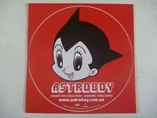 ASTRO BOY promotional STICKER from DVD collection release Mighty Atom astroboy
