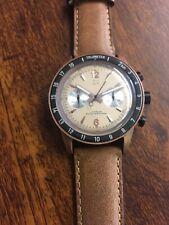 TC-9 Lunarscope  Watch.  Solid Bronze.  Seagull Mechanical.  Unworn
