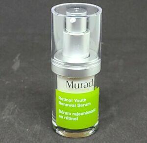 Murad Resurgence Retinol Youth Renewal Serum 15 ml/0.5fl.oz. NEW w/out box