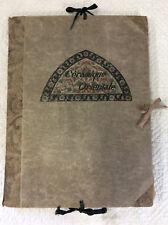 CERAMIQUE ORIENTALE - Rene Grandjean - 1925, Art, Pottery, Asia, color plates