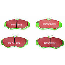 RANGE ROVER P38 - EBC GREEN UPGRADE Heavy Duty Brake pads -FRONT DP61037