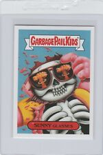 Garbage Pail Kids Sunny Glasses 10a GPK 2017 Adam Geddon trading card Topps