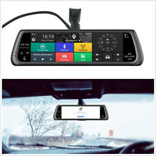 WIFI Bluetooth Full Touch IPS Special 4G Car DVR Camera Android Mirror GPS ADAS