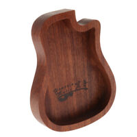 Wooden Guitar Pick Plectrum Storage Box for Guitar Accessories