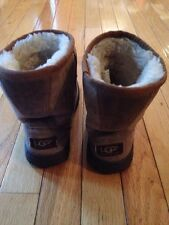 Girls Chestnut Uggs Boots 1 Guc
