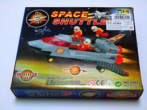 """Sonderposten++""""SPACE SHUTTLE"""" ++ Baukasten !!"""
