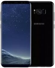 SAMSUNG Galaxy S8 Plus 64GB Black Smart Phone 4G LTE Unlocked Uk Stock