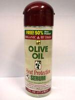 [ORGANIC ROOT STIMULATOR] OLIVE OIL HEAT PROTECTION SERUM 6OZ