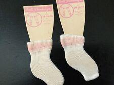 Doll Terri Lee Doll Stockings Socks 14�- 18� dolls Mae Marie, Inc. 1950s