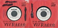 DISCO 45 GIRI   RONNIE JONES  – UNDER MY THUMB / IS THE SAME OLD SONG