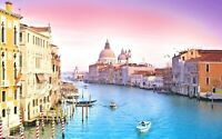 """Venice Italy  Canvas wall art  Picture Print 30""""x20"""""""