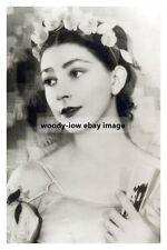 bc1032a - Ballet Dancer - Margot Fonteyn - photo 6x4