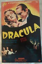 "Sideshow DRACULA Bella Logosi Universal Studios Renfield 1/6 scale 12"" Figure"
