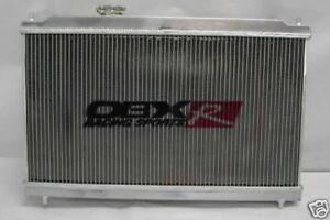 OBX Racing Aluminum Radiator For 2002 To 2005 Honda Civic Si K20A M/T MR-RT-EP3