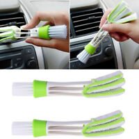 Car Truck Air Conditioner Outlet Vent WIndow Blind Dust Clean Brush Cleaner s/#