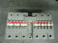 ABB CONTACTOR A50-30 600V 50HP 3 POLE **WARRANTY INCLUDED**