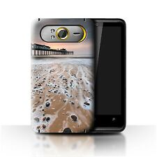 STUFF4 Back Case/Cover/Skin for HTC HD7/English Seaside