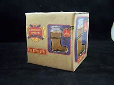 Cowboy Boots Shot Glasses NIB