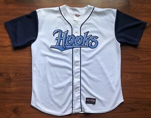 Corpus Christi Hooks Jersey Sz XL Authentic Houston Astros