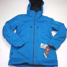 $400 North Face Men's Mendelson Jacket Medium Bomber Blue NEW