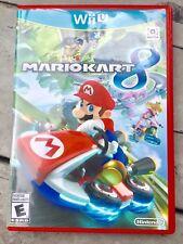 Nearly-New, WII, MARIOKART 8, Nintendo Wii U, Video Game/ Game
