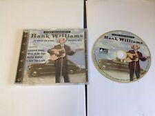 Hank Williams Sr. The Legendary2003  CD 5014293646925 22 TRK
