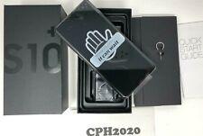 Samsung Galaxy S10+ Plus SM-G975U (128 GB) Ceramic Black GSM Unlocked Phone