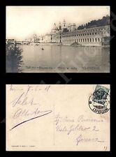 1911 Torino Esposizione - Mostra della germania - fotografica - viaggiata 7.6.11