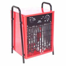Chauffage de chantier electrique APEX 9KW 400V Neuf 9000 W 9000 Watt