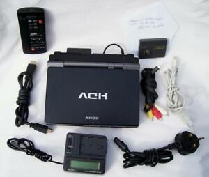 Sony HDV Video Walkman GV-HD700E PAL Digital VCR MiniDV Player 1-Yr Warranty.VGC