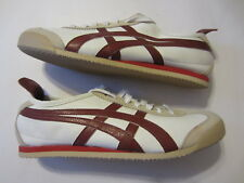 NEW Asics Onitsuka Tiger Mexico 66 mens shoe sneaker white red serrano 42.5 9 US