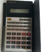 Vtg Radio Shack Engineering 10 Digit Scientific Calculator EC-4028 LCD  w Case