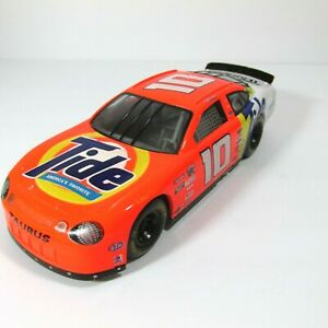 1998 TIDE NUMBER 10 FORD TAURUS NASCAR SCALE 1:24