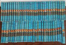 Hardy Boys Complete Set 1-58 + detective handbook