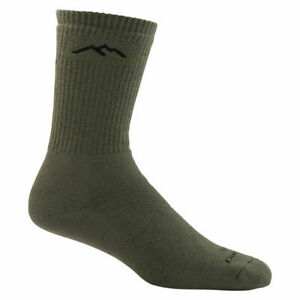 Darn Tough Fire Resistant Extra Cushion Tactical Boot Sock Merino Wool 14033