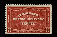 Canada SC# E4, Mint Never Hinged, few tone spots - S2726