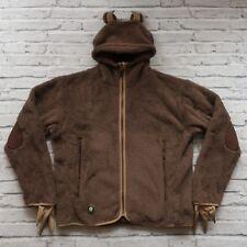 Rare Rocket World Creature Hoodie Fleece Jacket Tad Gear Triple Aught Design