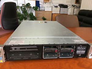 HP ProLiant DL380P G8 CTO Server Dual 8-Core E5-2650 16 Core /32 Threads 146GB