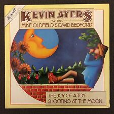 Kevin Ayers - 2xLP - The Joy Of A Toy & Shooting At The Moon - Rare