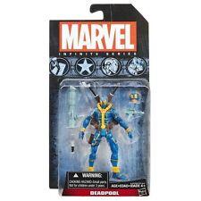 """Marvel Comic Legends Infinite Universe XMen DEADPOOL 3.75"""" toy figure, movie out"""