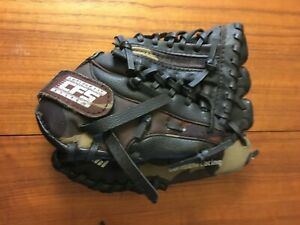 """Franklin Baseball Glove Mitt 9 ½"""" Kids, Camo Youth, Excellent Condition"""