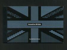 2015 Dy12 Inventive Britain Prestige booklet - No Stamps