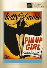 Pin-Up Girl DVD (1944) - Betty Grable, H. Bruce Humberstone